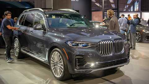What BMW Revealed at the November, 2018 L.A. Auto Show